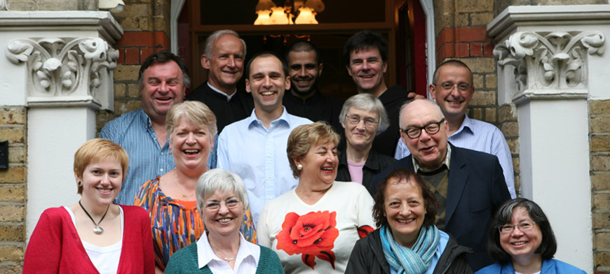 People of the Benedictine Study and Arts Centre